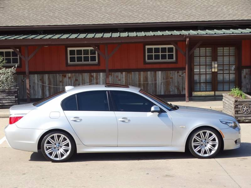 2010 BMW 5 Series for sale at Westside Hummer Inc. in Houston TX