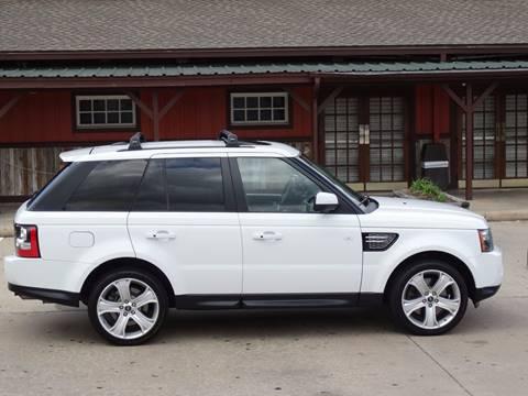 2013 Land Rover Range Rover Sport for sale at Westside Hummer Inc. in Houston TX