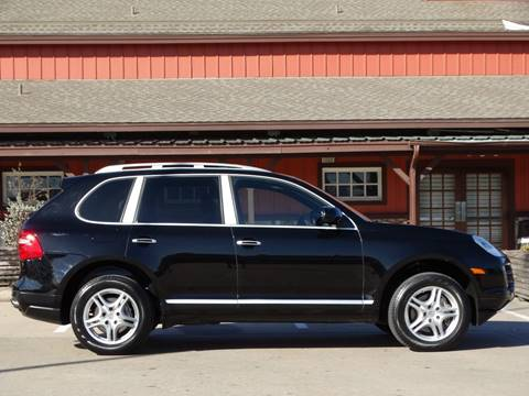 2009 Porsche Cayenne for sale at Westside Hummer Inc. in Houston TX