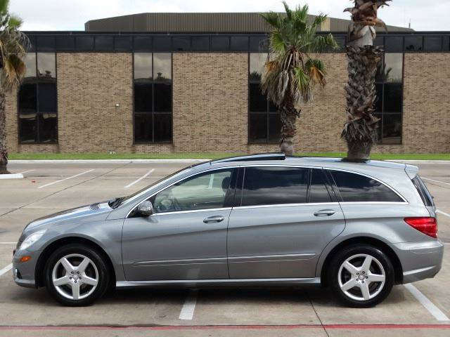 2010 Mercedes-Benz R-Class for sale at Westside Hummer Inc. in Houston TX