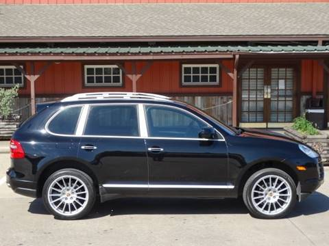 2008 Porsche Cayenne for sale at Westside Hummer Inc. in Houston TX