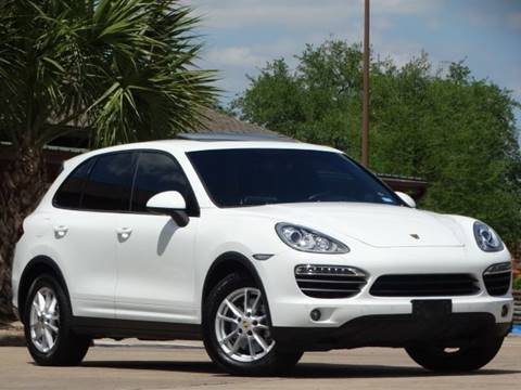 2012 Porsche Cayenne for sale at Westside Hummer Inc. in Houston TX