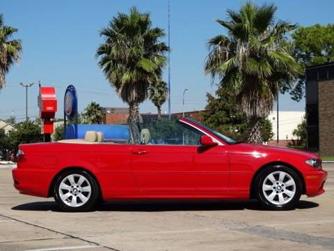 2006 BMW 3 Series for sale at Westside Hummer Inc. in Houston TX
