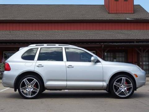 2005 Porsche Cayenne for sale at Westside Hummer Inc. in Houston TX