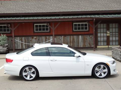 2008 BMW 3 Series for sale at Westside Hummer Inc. in Houston TX