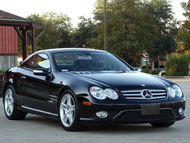 2007 mercedes benz sl class sl 550 convertible amg pkg one for Used mercedes benz convertible for sale by owner