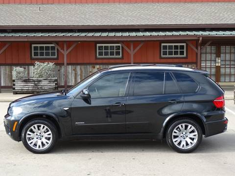 2011 BMW X5 for sale at Westside Hummer Inc. in Houston TX