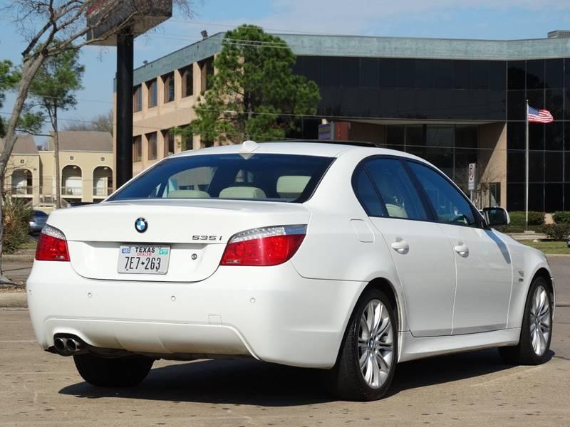 2010 bmw 5 series awd 535i xdrive 4dr sedan in houston tx - westside