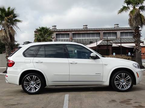 2012 BMW X5 for sale at Westside Hummer Inc. in Houston TX