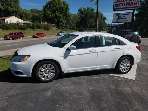 2012 Chrysler 200 for sale in Saint Joseph, MO