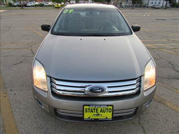2006 Ford Fusion for sale at Joliet Auto Center in Joliet IL