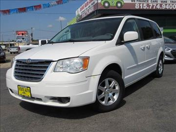 2008 Chrysler Town and Country for sale at Joliet Auto Center in Joliet IL