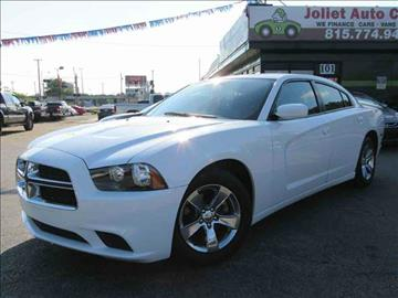 2012 Dodge Charger for sale at Joliet Auto Center in Joliet IL