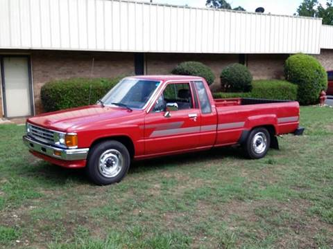 87 Toyota Pickup >> 1987 Toyota Pickup For Sale In Wellford Sc