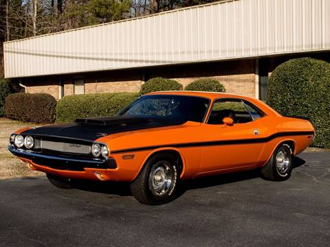 Used 1970 Dodge Challenger For Sale In South Carolina Carsforsale Com
