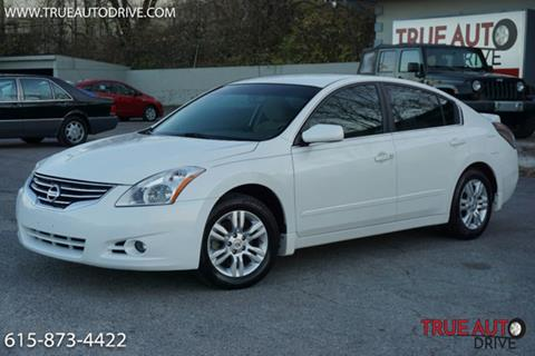 2012 Nissan Altima for sale in Nashville, TN