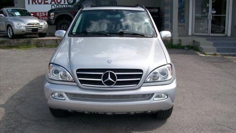 2004 Mercedes-Benz M-Class for sale in Nashville, TN
