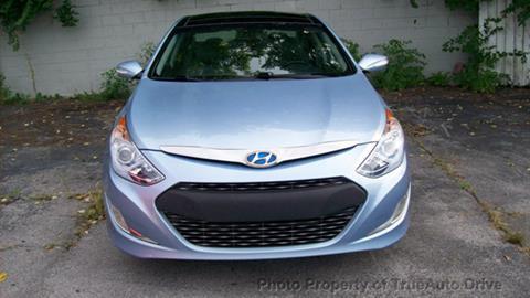 2015 Hyundai Sonata Hybrid for sale in Nashville, TN