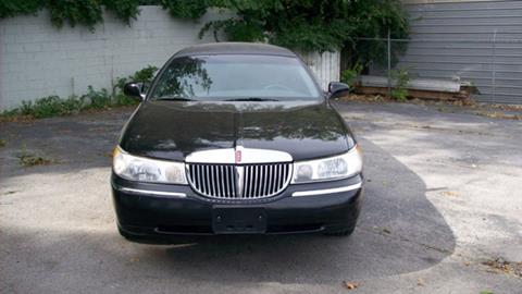 1999 Lincoln Town Car for sale in Nashville, TN