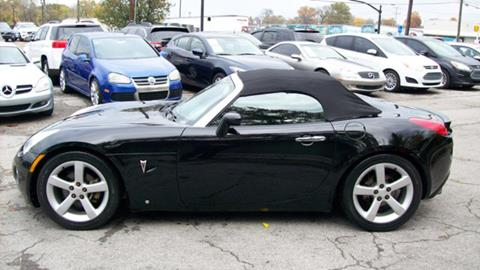 2007 Pontiac Solstice for sale in Nashville, TN
