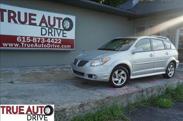 2007 Pontiac Vibe for sale in Nashville, TN