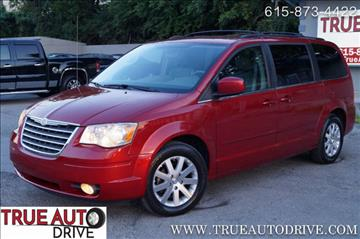 2008 Chrysler Town and Country for sale in Nashville, TN