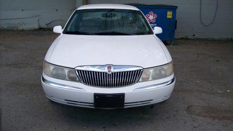 2001 Lincoln Continental for sale in Nashville, TN