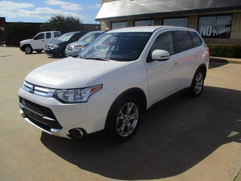 2015 Mitsubishi Outlander for sale in Durant, OK