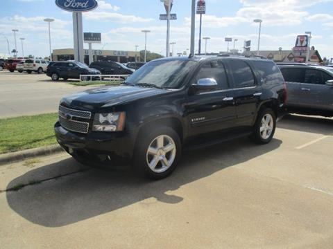 2008 Chevrolet Tahoe for sale in Durant, OK