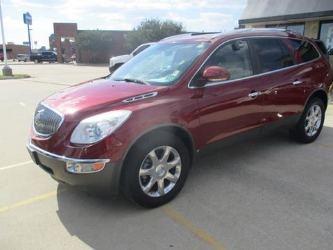 2008 Buick Enclave for sale in Durant, OK
