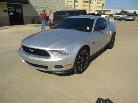 2012 Ford Mustang for sale in Durant, OK