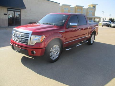 2010 Ford F-150 for sale in Durant, OK
