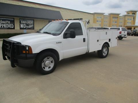 2006 Ford F-350 Super Duty for sale in Durant, OK