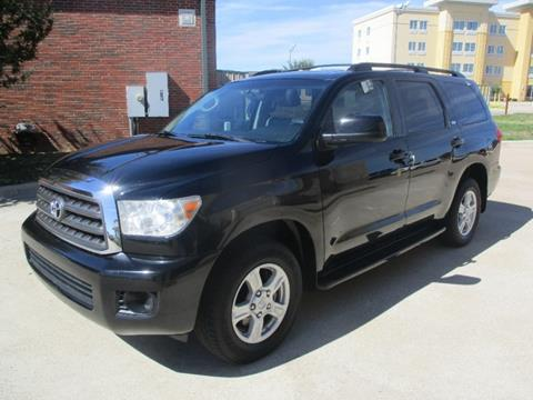 2008 Toyota Sequoia for sale in Durant, OK