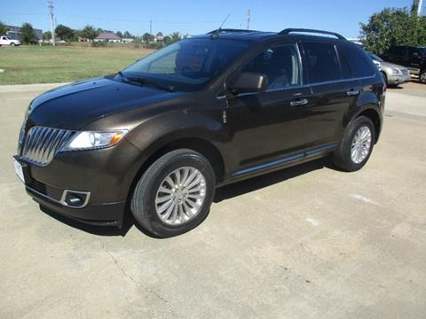 2011 Lincoln MKX for sale in Durant, OK