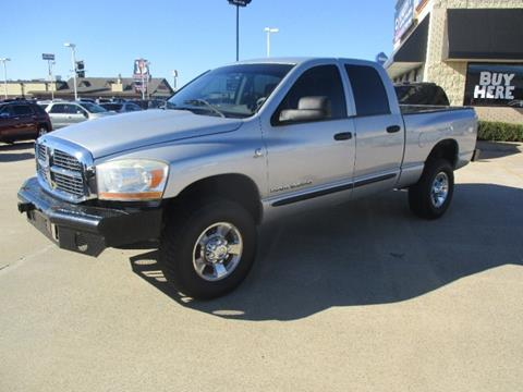 2006 Dodge Ram Pickup 2500 for sale in Durant, OK