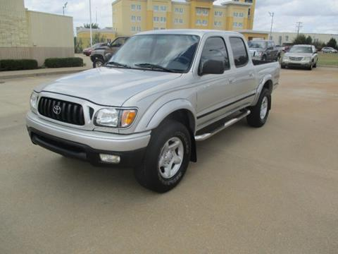 2002 Toyota Tacoma for sale in Durant, OK