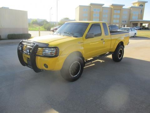 2004 Nissan Frontier for sale in Durant, OK
