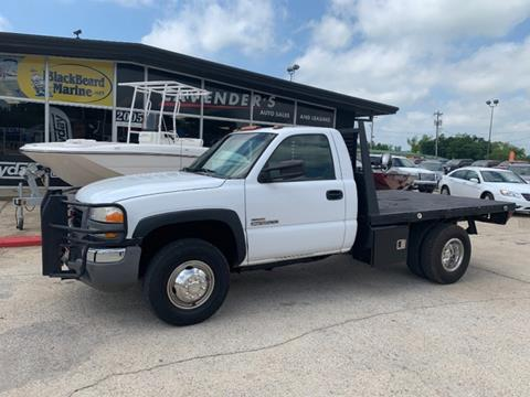 2005 GMC Sierra 3500 for sale in Durant, OK