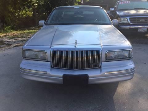 1997 Lincoln Town Car for sale in San Antonio, TX