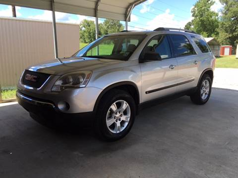 2010 GMC Acadia for sale in Columbia, LA