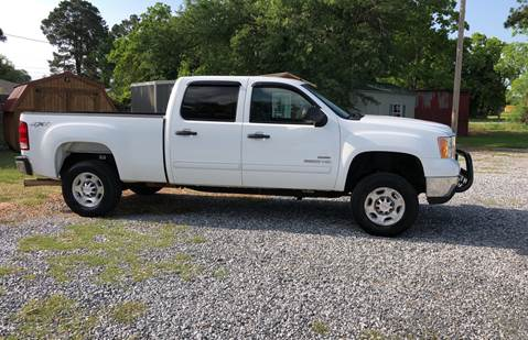 2010 GMC Sierra 2500HD for sale in Columbia, LA