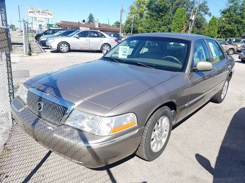 Mercury Grand Marquis For Sale in Indiana  Carsforsalecom
