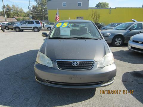 2005 Toyota Corolla for sale in Indianapolis, IN