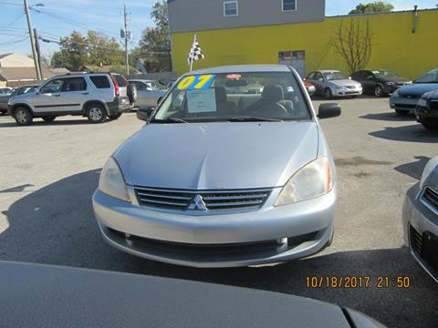 2006 Mitsubishi Lancer for sale in Indianapolis, IN