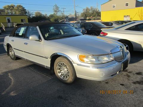2000 Lincoln Town Car for sale in Indianapolis, IN
