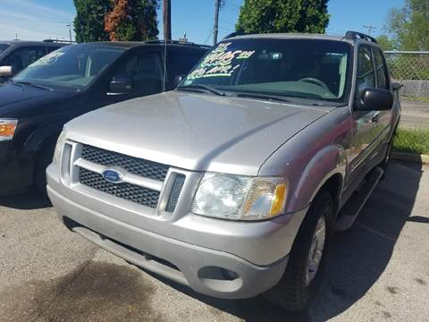 2003 Ford Explorer Sport Trac for sale in Indianapolis, IN