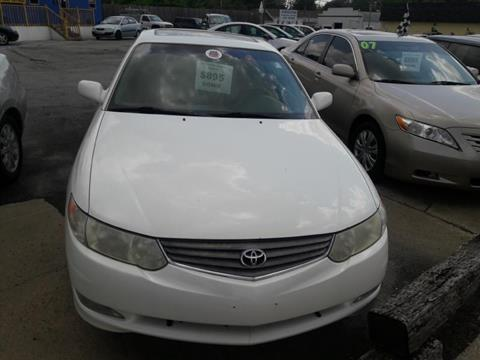 2002 Toyota Camry Solara for sale in Indianapolis, IN