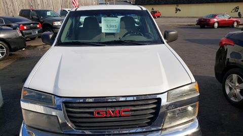 2004 GMC Canyon for sale in Indianapolis, IN