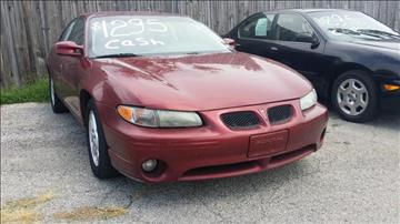 2003 Pontiac Grand Prix for sale in Indianapolis, IN